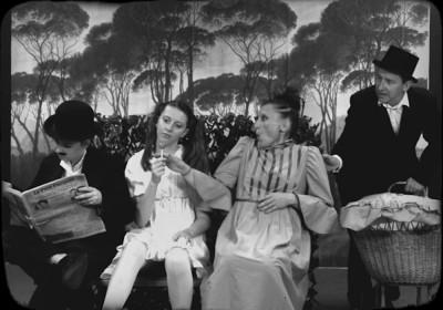 Théâtre et audiovisuel autour d'Alice Guy